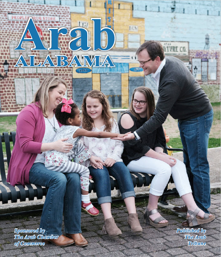 2018 arab alabama magazine cover