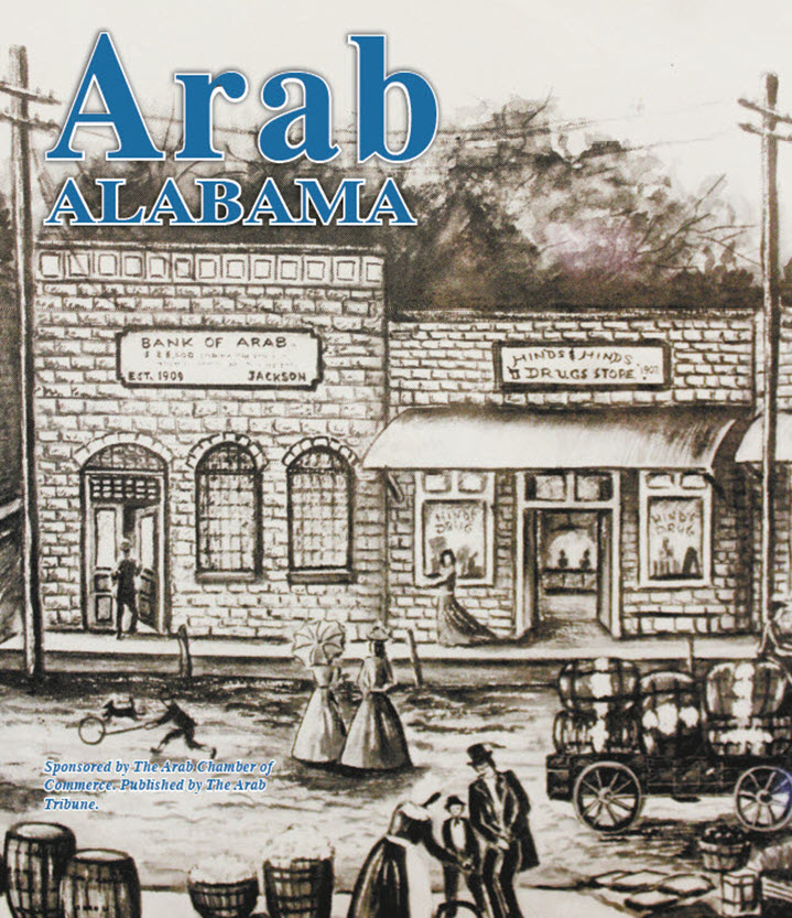 2019 arab alabama magazine cover